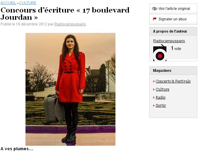 paperblog - 17 boulevard jourdan